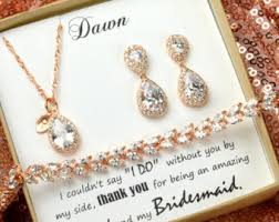 personalized wedding jewelry blush pink navy blue pink bridal earrings wedding