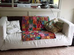 sofa klippan at millie s how to dye a klippan sofa cover without