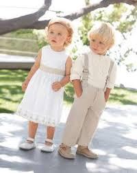 tenue enfant mariage mariage bebe mariage