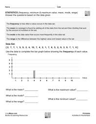 statistics free children u0027s worksheets u0026 educational books