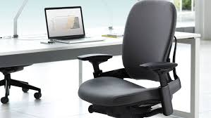 Office Chair Desk Leap Ergonomic Adjustable Office Chairs Steelcase