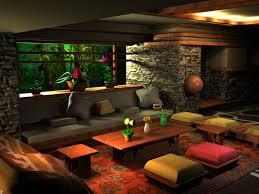 falling water interior on innovative interior design ideas photo