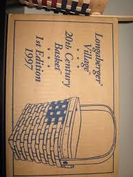 amazon com longaberger basket kitchen u0026 dining