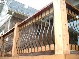 wrought iron porch railings lowes wrought iron balcony railing
