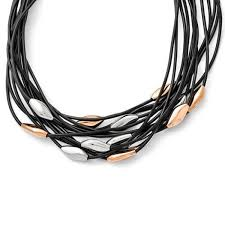multi rope necklace images Contemporary necklaces jpg