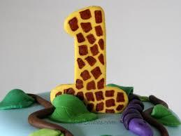 giraffe cake topper behance