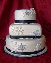 Home Decorated Cakes by Snowflake Wedding Cake Decoration Cake Decoration For Beautiful