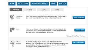 reload prepaid card online with credit card paypal prepaid card no credit check required and will protect