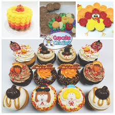 thanksgiving cupcake decorating ideas ideas thanksgiving