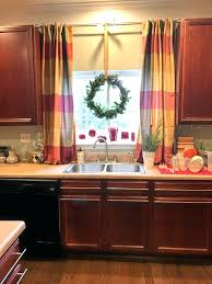Bright Colorful Kitchen Curtains Inspiration Colorful Kitchen Curtains Valances Bright Inspiration For Your