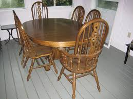 Cherry Dining Room Chairs Chair Prepossessing Captivating Used Cherry Dining Room Set Ideas