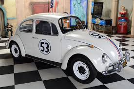 volkswagen coupe classic 1967 volkswagen käfer herbie movie star classic car for sale en