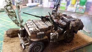 jeep tamiya 1 35 tamiya sas jeep
