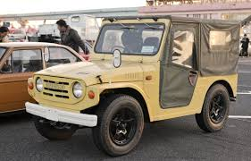 jimmy jeep suzuki suzuki jimny brief about model