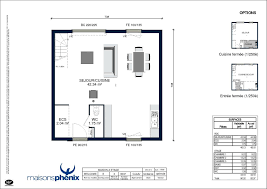 plan maison 2 chambres plain pied plan maison phenix plain pied 2 chambres