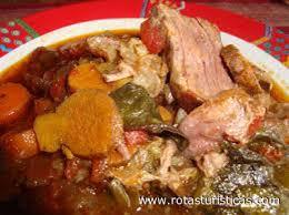 cuisine congolaise brazza goat stew culinary recipes of congo brazzaville republic turis
