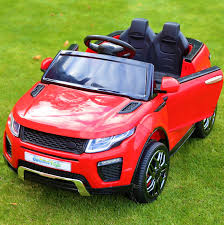 land rover jeep style range rover evoque style 12v child u0027s electric ride on car jeep 6