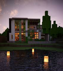 Cool House Designs Best 25 Modern Minecraft Houses Ideas On Pinterest Maisons