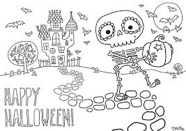disney halloween coloring pages adults characters free cats