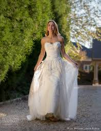 blue willow bride by anne barge fall 2013 wedding inspirasi