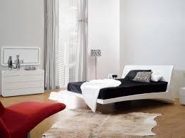 New York NYC Modern Platform Bed Dylan  Modern - Bedroom furniture nyc