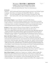 resume exles for engineers software engineer resume sle engineers sles 6a engineering