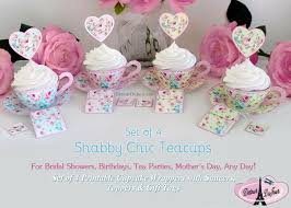31 best shabby chic tea party supplies images on pinterest party