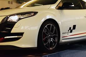 renault sport rs renault megane rs 265ps tce stage 2