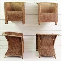 Garden Armchairs X4 Rattan Garden Armchairs Armchair Seating Via Antica
