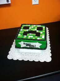 minecraft birthday cake ideas minecraft birthday cakes search cakes