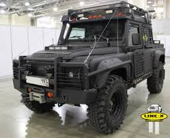 range rover truck in skyfall sbg asiatees boomracing defender 110 body kit giveaway open to