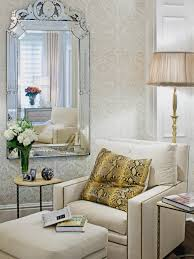 Bedroom Sitting Area by Photos Hgtv White Art Deco Master Bedroom Sitting Area With