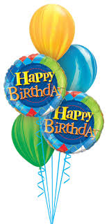 30th birthday balloon bouquets get well birthday thank you congratulations balloons bouquets