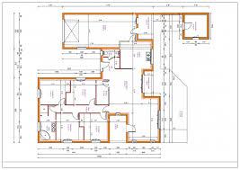 plan maison plain pied 6 chambres plan maison plain pied 130 m2 avie home