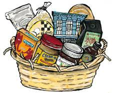 zingerman s gift basket made in michigan gift basket for sale buy online at zingerman s