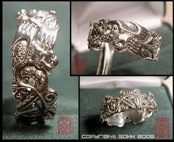 the bears wedding band ring viking bears by somk on deviantart