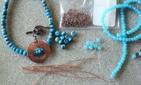 How To Make Jewelry Beads At Home - wire wrap bead bracelet how to make a wire wrapped bead tutorial