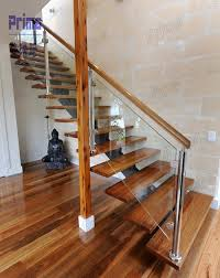 Wooden Stairs Design Wonderful Wooden Staircase Design L Shaped Solid Wood Staircase