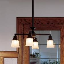 Mission Style Chandelier Lighting Mission Style Dining Room Lighting Craftsman Style Dining Room