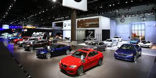 vehicles on display at 2017 la auto show december 1 10