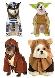 super cute halloween costumes for your pets star wars iron man