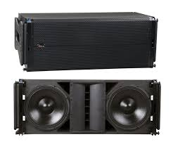 empty 15 inch speaker cabinets la 6ad spe dual 15 inch two way active powered speaker line array