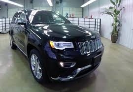 light brown jeep 2015 jeep grand cherokee summit black brand new jeep