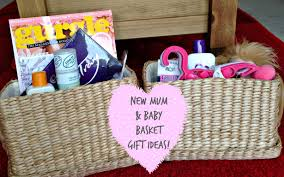 new baby basket gift ideas kerry dyer