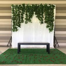wedding backdrop garden garden wedding backdrop engagement tunang backdrop services