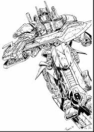 unbelievable transformers coloring pages for kids with optimus