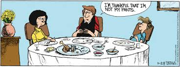 7 things to be thankful for this thanksgiving read comic strips