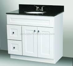 42 Inch White Bathroom Vanity by Shaker Vanity Cabinet Bar Cabinet