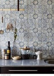 Cement Tile Backsplash by Loving Patterned Cement Tile Patterns Tile Patterns And Hardware