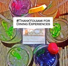 thankyoumiami for dining experiences la boca house thank you